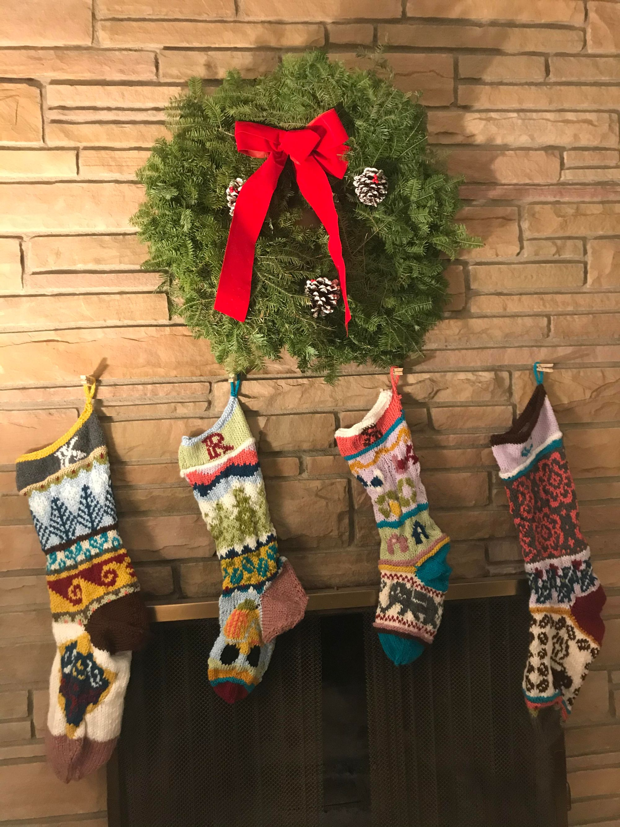 Family Christmas Stockings