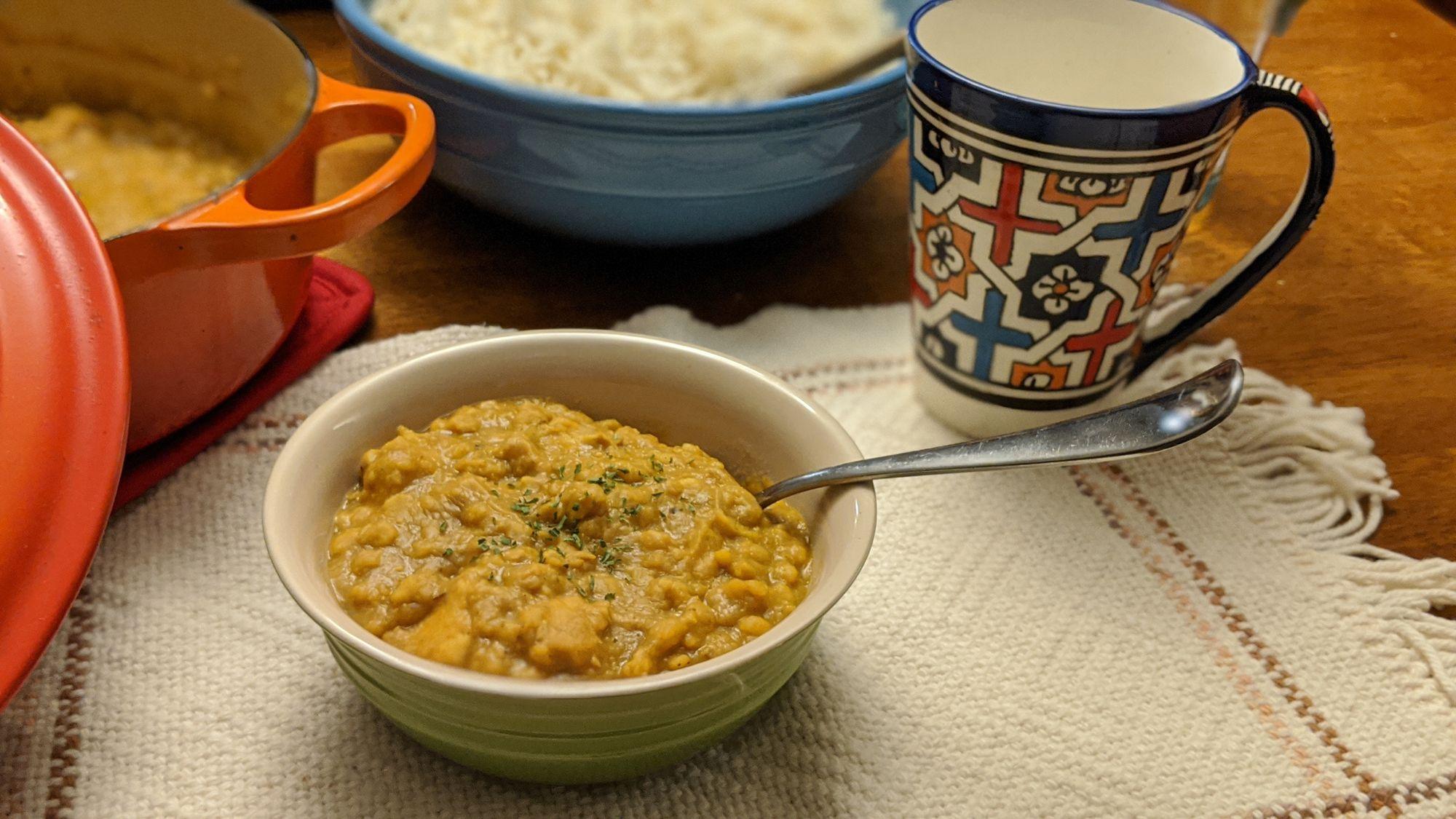 Delicious Instant Pot Pakistani Daal Family Recipe