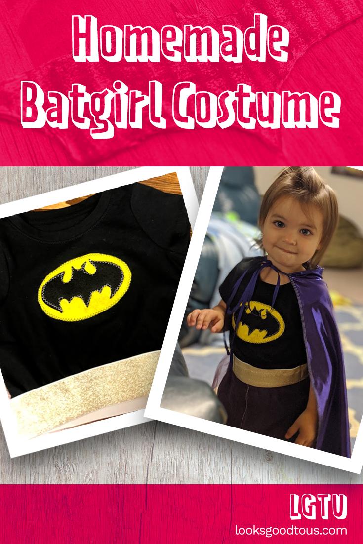 2020 Halloween Costumes: Batgirl