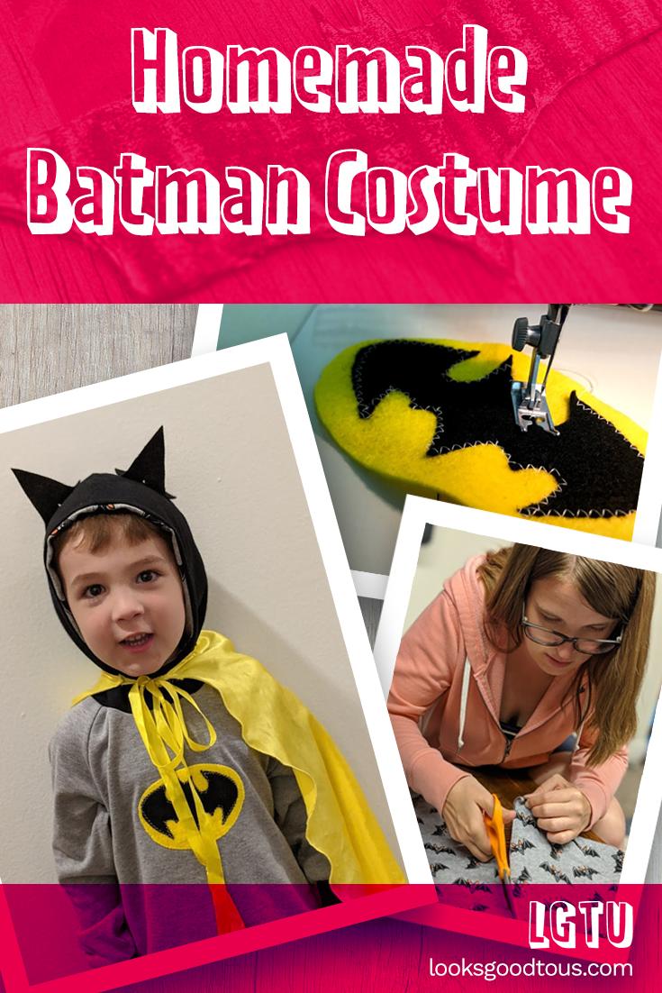 2020 Halloween Costumes: Batman