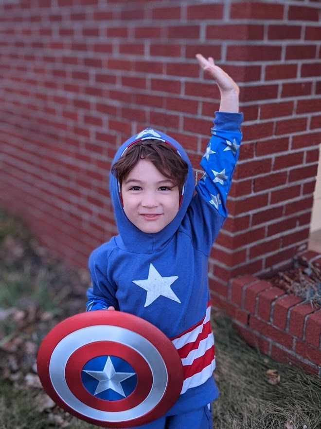 Captain America Jordan Joggers