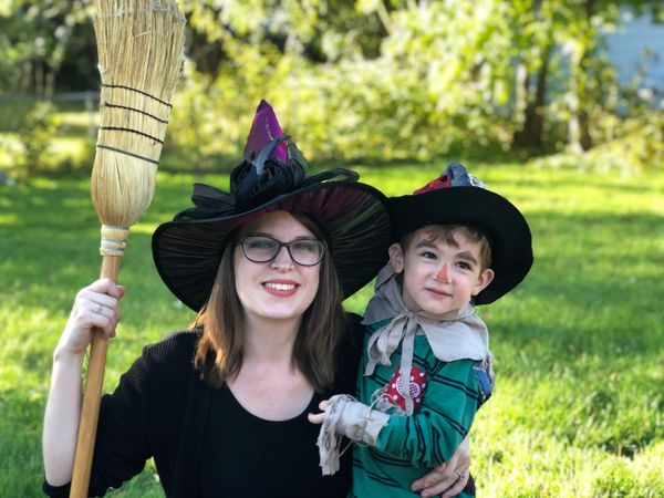 2019 Halloween Costumes, Part 2: The Witch and The Tin Man