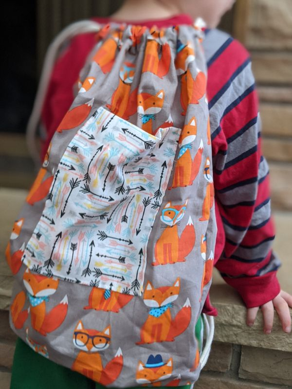 Summer Backpacks for Kids